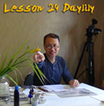 Henry Li's Chinese Painting Class Video(24) DOWNLOAD