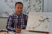 Henry Li's Chinese Painting Class Video(23) DOWNLOAD