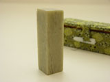 "1/2"" Qingtian Soapstone w/ Box for Name Seal #93"