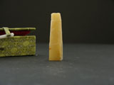 Balin Rectangular Stone with Bamboo Relief #005