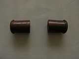 Rosewood dowel knobs for Hanging Scroll (1-5/16) B