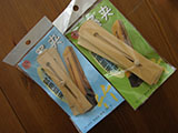 Bamboo Inkstick Clamp or Clip Holder(Made in China)