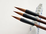 General Wang's Calligraphy Brushes 3 sizes