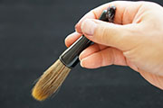 Short-handled Wrist Brush #3