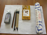 Student Pack or Kit for AG12 Chinese Painting Class
