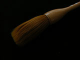 Jumbo Zen Brush Made of Horse Tail