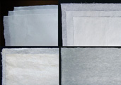 Mulberry Paper Large Sheet Sampler(#1, #2, #3 and #4)