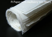 Mulberry Paper #1 Pi/Kozo Paper 15x19 (30 Cut Pieces)