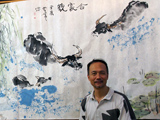 Henry Li's Chinese Painting Class Video(17) DOWNLOAD