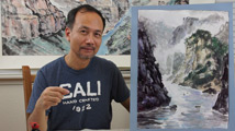 Henry Li's Chinese Painting Class Video(08) DOWNLOAD
