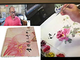 Lingnan Li Yewu Style Peony Painting Workshop(10/27)