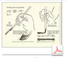 Henry Li's Chinese Painting Class Handouts(Lesson 1-7)