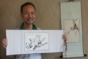Henry Li's Chinese Painting Class Video(18) DOWNLOAD