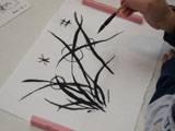 Henry Li's Chinese Painting Class Video(01)