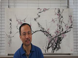 Lesson 2: Plum Blossoms and Birds (DVD)