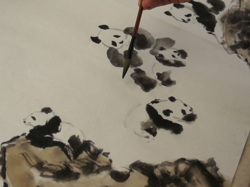 Chinese Painting Rice Paper and Supplies @ BlueHeronArts