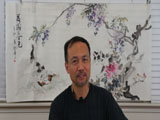 Henry Li's Chinese Painting Class Video(06)