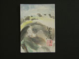 ACEO-L0050 Birds Eye View