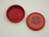 Chinese Red Seal Ink Paste Shuniku for Inkan Hanko