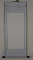 Blank Hanging Silk Scroll 39.5x19.5 MD-003