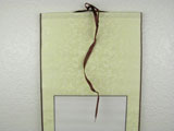 Blank Hanging Silk Scroll #007
