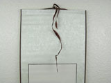 Blank Hanging Silk Scroll #008