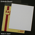 Japanese Shikishi Board (large 10.5 x 9.5)