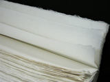 Double Mulberry Paper #5 27.5x55 Large Sheets